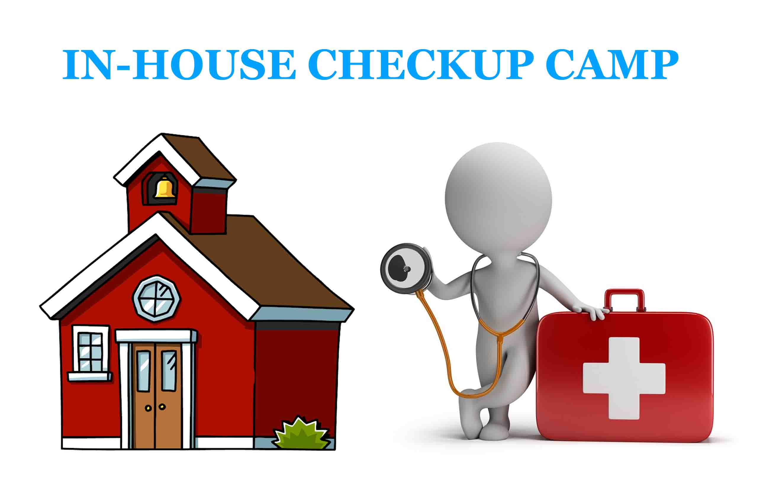 In-house checkup camp